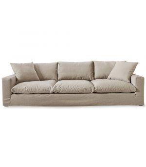 Sedačka Residenza Sofa XL, Ofxord Weave, Flax
