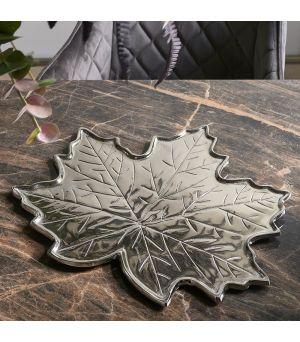 Servírovacia tácka Maple Leaf