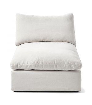 Residenza modulárna sedačka, Oxford Weave, White