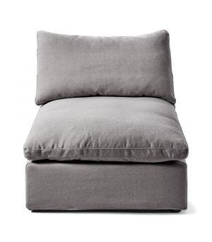Residenza modulárna sedačka, Oxford Weave, Steel Grey