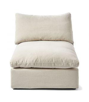 Residenza modulárna sedačka, Oxford Weave, Flax