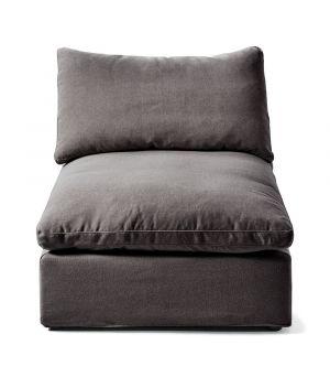 Residenza modulárna sedačka, Oxford Weave, Charcoal