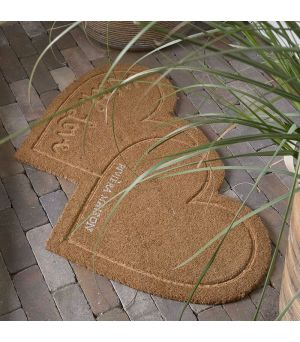 Rohožka Botanical Leaf Doormat