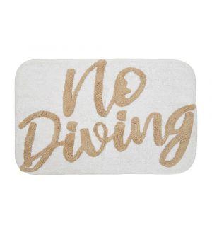 Kúpeľnová predložka Bath Mat No Diving