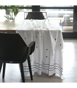 RM Dots & Stripes Table Cloth 270 x 150
