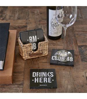 Podšálky RM Club 48 Coasters