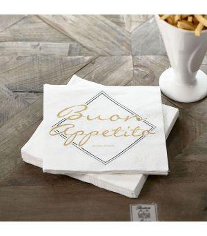 Papierové obrúsky Buon Appetito