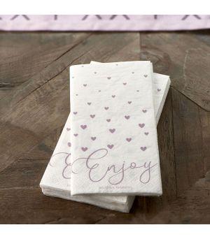Papierové obrúsky Napkin Enjoy