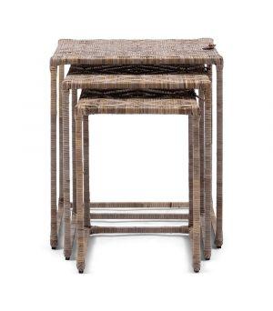 Postranný stolík Medan Set 3