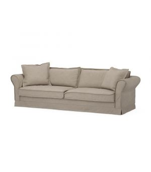 Carlton Sofa 3,5s, Oxford Weave, AnsFla