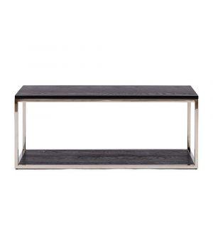 Konferenčný stolík Nomad Black, 100x40cm