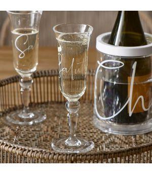 Pohár na šampanské Cheers To Summer