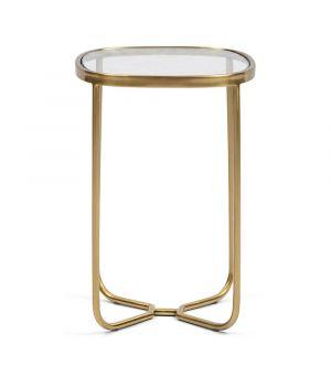 Postranný stolík Upper East Gold Small