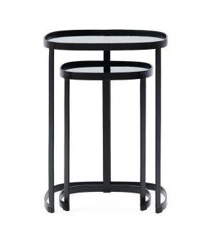 Postranný stolík Craig S/2 Black
