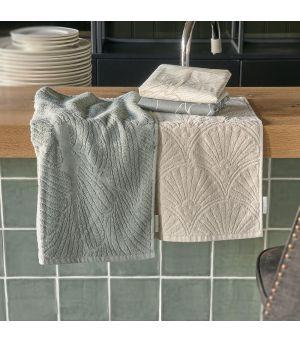 Uterák Les Fleurs Kitchen Towel 2 pieces