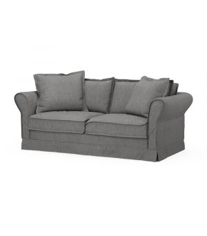 Carlton Sofa 2,5s, Oxford Weave, Charcoal