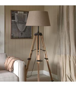 Stojaca lampa RM Wooden Tripod
