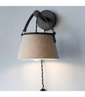 Nástenná lampa Harbour Buckle
