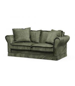 Carlton Sofa 2,5s, Velvet, Ivy
