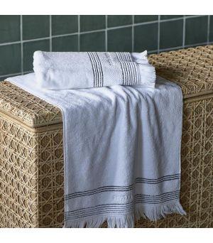 Uterák Serene Towel white 100x50