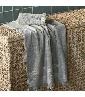 Uterák Serene Towel stone 140x70