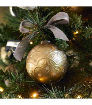 Vianočná ozdoba Classic Pattern Dia 10