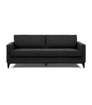 The Jake Sofa 3.5s, Mélane Weave, Carbon