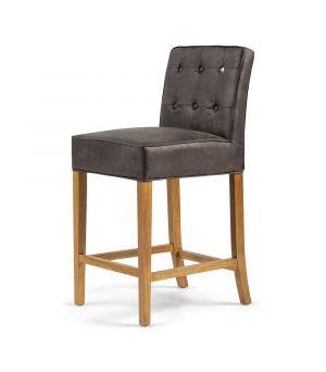 Barová stolička Cape Breton Counter, Pellini, Espresso