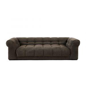 Cobble Hill Sofa 3.5s, Celtic Weave, Mud