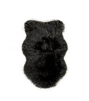 Umelá kožušina black
