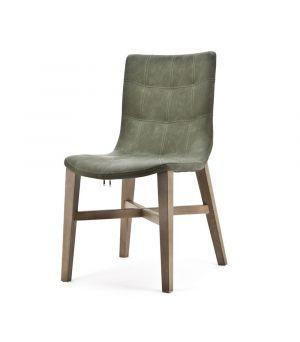 Jedálenská stolička Neba Green