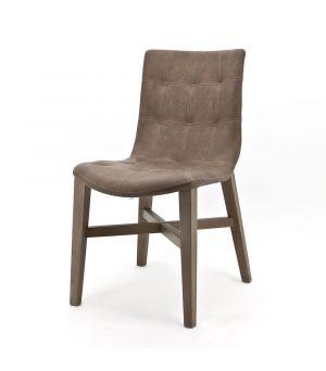 Jedálenská stolička Neba Brown