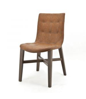 Jedálenská stolička Neba Cognac