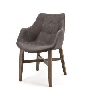 Jedálenská stolička Neba, Taupe
