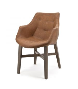 Jedálenská stolička Neba, Cognac