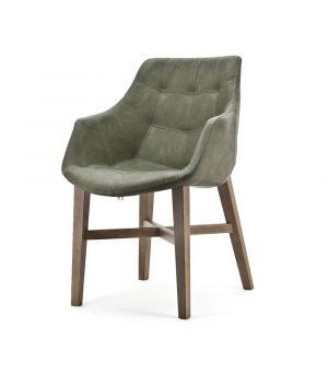 Jedálenská stolička Neba, Green