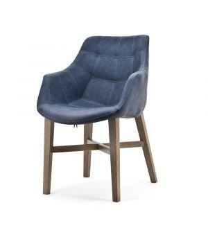 Jedálenská stolička Neba, Blue