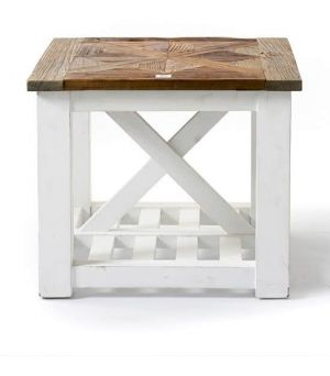 Château Chassigny End Table 60 x 60 cm