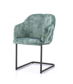 Stolička Chair Paulette, Green Bonnie