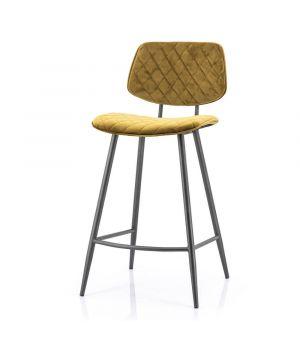 Barová stolička Kimberly, Ocher Winnfield