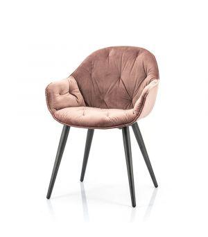 Stolička Chair Joy, Pink Winnfield