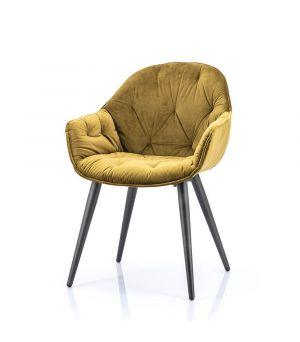 Stolička Chair Joy, Winnfield, Ocher