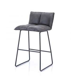 Barchair Ruby - anthracite topper