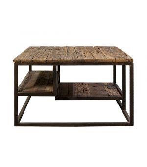 Konferenčný stolík Indu, 70x70cm