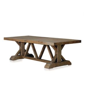 Jedálenský stôl Aix Provence, Natural, 220x105cm