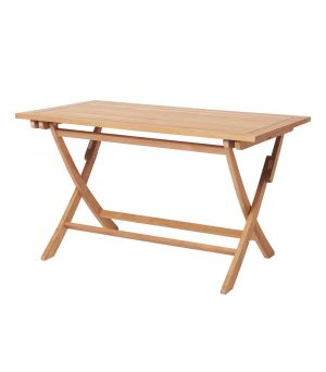 Stôl Alexia folding, 130x74cm
