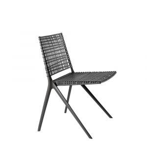 Záhradná stolička Branch, Wengé