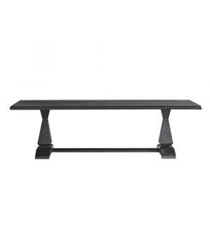 Jedálenský stôl Column Leg 2.0, Black 270x110cm