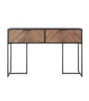 Konzolový stolík Criss Cross 120cm