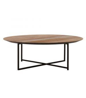 Konferenčný stolík Cosmo Home Large, ∅100cm